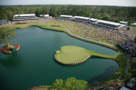 The 17th at Sawgrass is the most recognizable hole in golf.