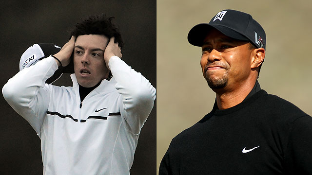 Rory: Hey Tiger you want to hang out tomorrow? Tiger: No.