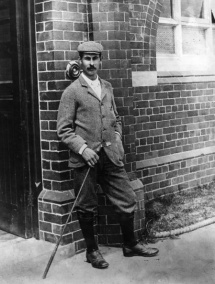 Harry Vardon the original Scratch Golfer